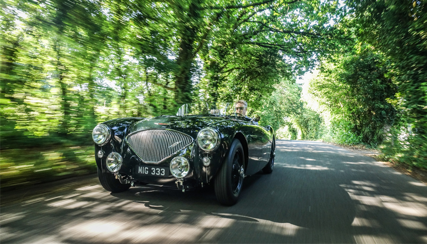 Cape International's Cape Sport Healey 100M